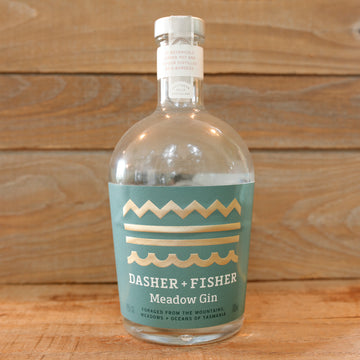 Dasher and Fisher Meadow Gin