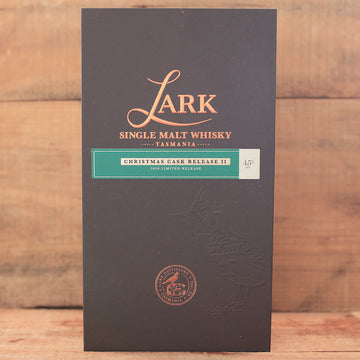 Lark Single Malt Whisky Christmas Cask Release II