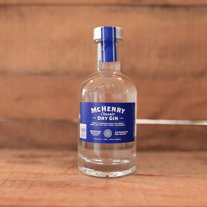 McHenry Classic Dry Gin 200ml