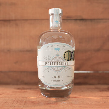 Poltergeist Unfiltered Gin