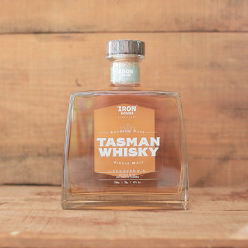 Ironhouse Sherry Cask Single Malt Tasman Whisky