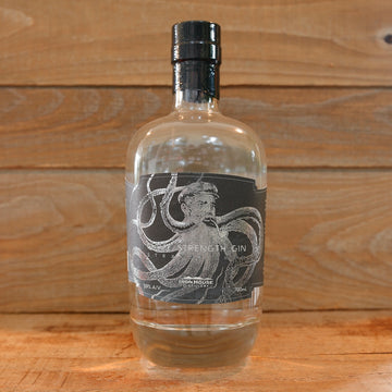 Ironhouse Strange Omen Navy Strength Gin