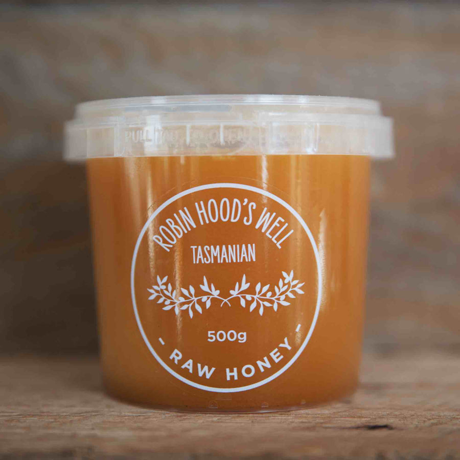 Robin Hoods Well - Raw Honey