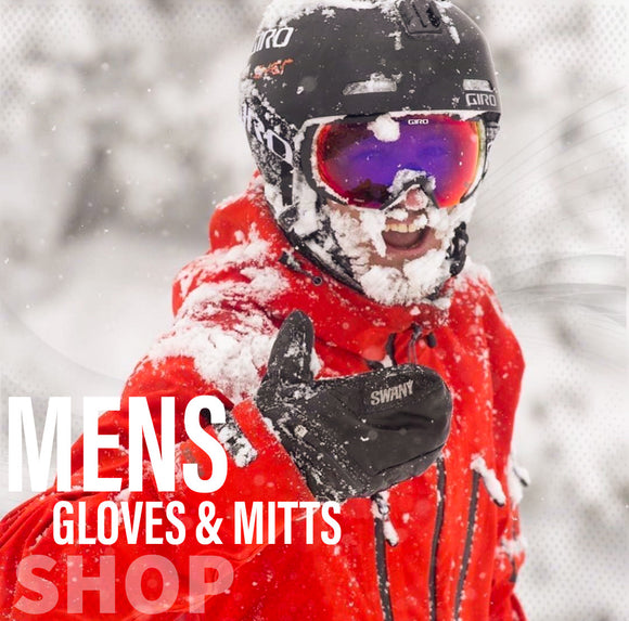 Mens Gloves & Mitts