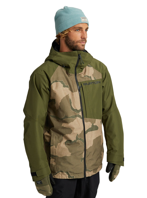 M Burton Gore-Tex Radial Insulated Jacket