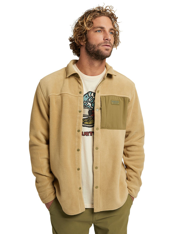 M Burton Hearth Fleece Shirt