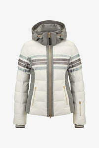 Bogner Yara-D Jacket w/ Fur Trim