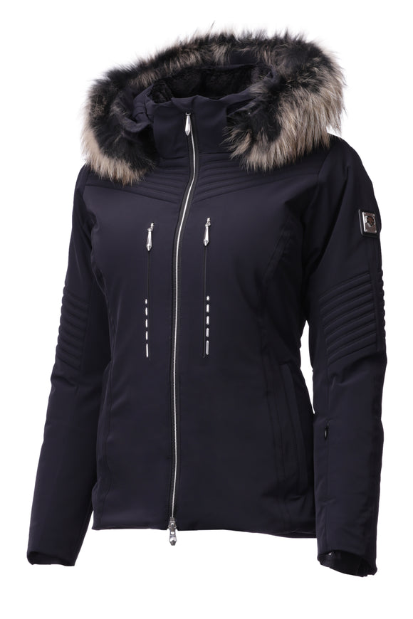 Descente Layla Jacket W/ Fur