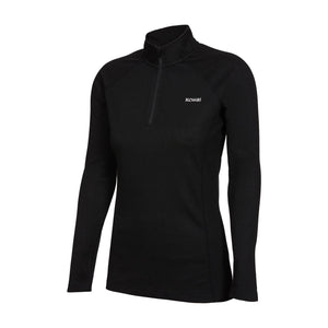 Kombi Womens Merino Blend 1/4 Zip Baselayer