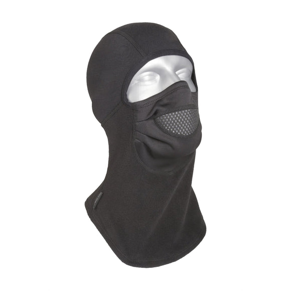 Hot Chilly's Half/Half Balaclava with Chil Block Mask