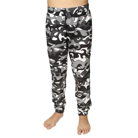 Hot Chilly's Youth Pattern Fleece Pant