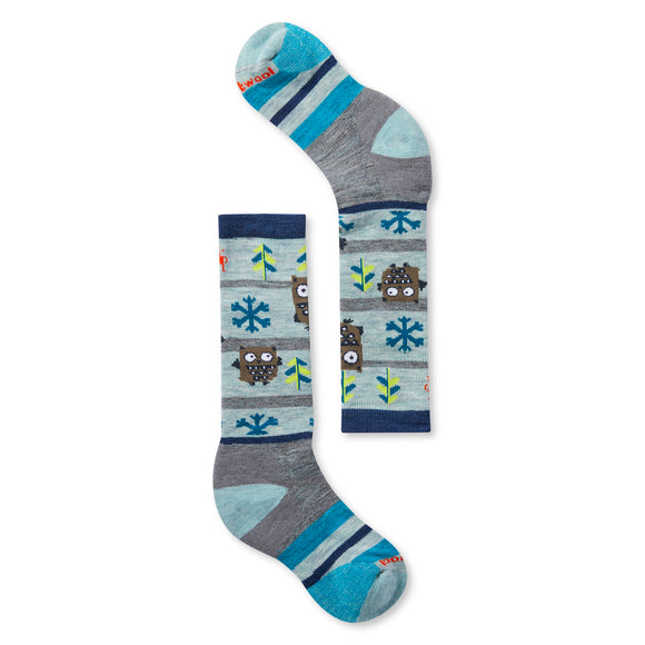 Smartwool Kids' Wintersport Owl Sock