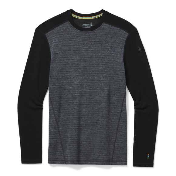 Smartwool Men's Merino 250 Baselayer Pattern Crew