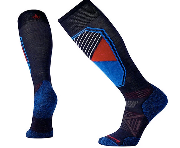Smartwool Men's PHD Ski Light Pattern