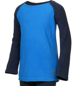 Kombi Junior Cozy Fleece Crew