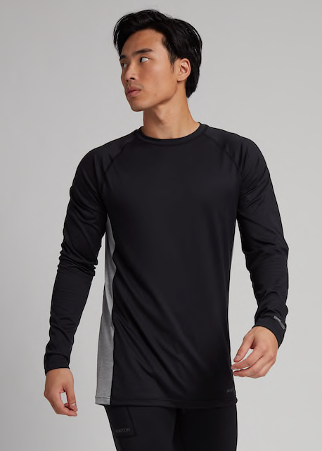 MEN'S Burton Midweight X Base Layer Crew