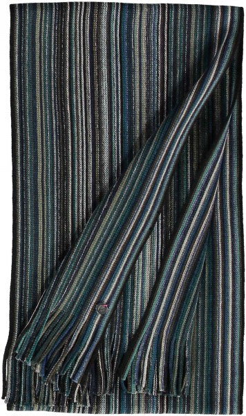 FRAAS Pure Wool Scarf in Stripes