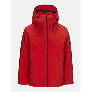 Peak Performance Maroon Jacket