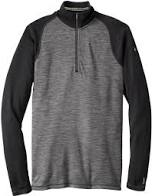 Smartwool Men's Merino 250 Baselayer Pattern 1/4 Zip