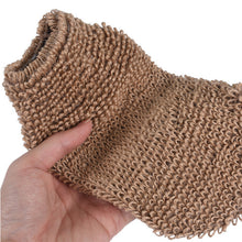 Load image into Gallery viewer, Natural Exfoliating Hemp Glove