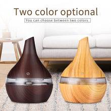 Load image into Gallery viewer, New Design for the Ultrasonic Aroma Oil Diffuser