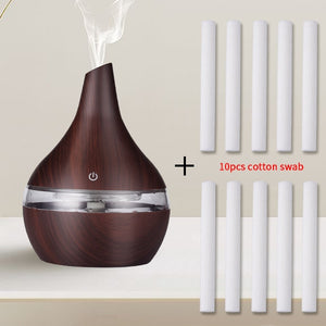 New Design for the Ultrasonic Aroma Oil Diffuser