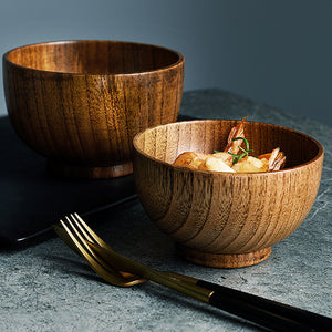 Hand Made Natural Wooden Bowl
