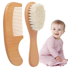 Load image into Gallery viewer, Super Baby Hair Brush