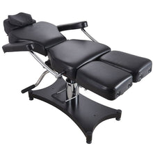 Load image into Gallery viewer, TATSoul 680 Oros Tattoo Client Chair - Black