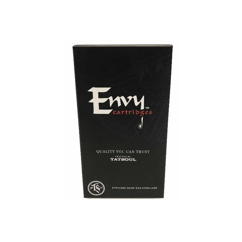 TATSoul Envy Cartridges Textured Curved Magnum