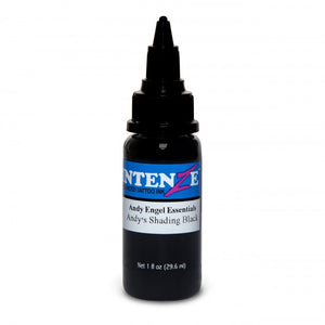 Intenze Ink Andy Engel Essentials - Andy's Shading Black 30ml (1oz) - Ink Stop Consumables