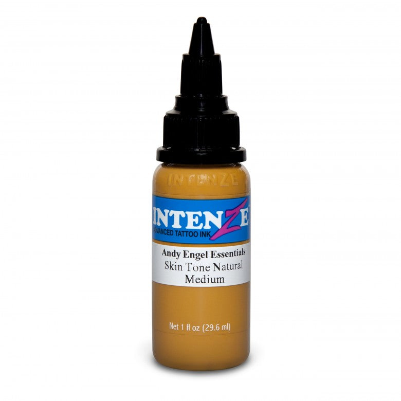 Intenze Ink Andy Engel Essentials - Skin Tone Natural Medium 30ml (1oz)