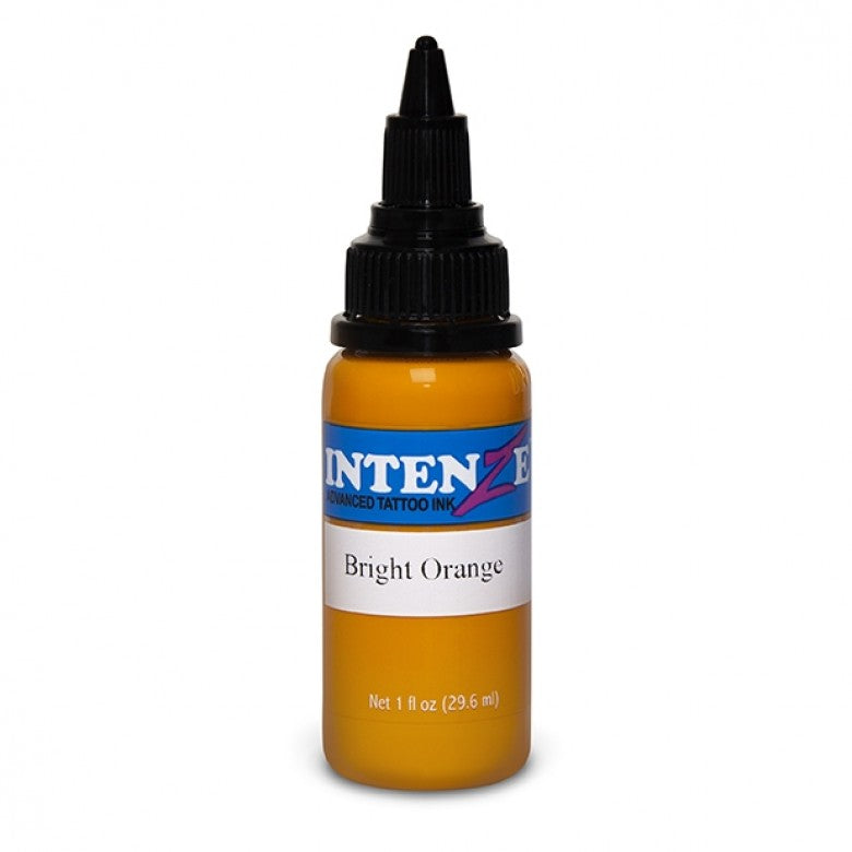 Intenze Ink New Original Bright Orange 30ml (1oz) - Ink Stop Consumables