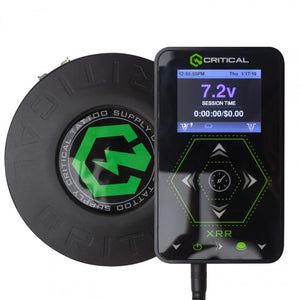 Critical XRR Power Supply Wireless Combo