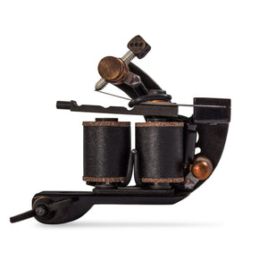 Cyber Aluminium Black Pik Liner Tattoo Machine