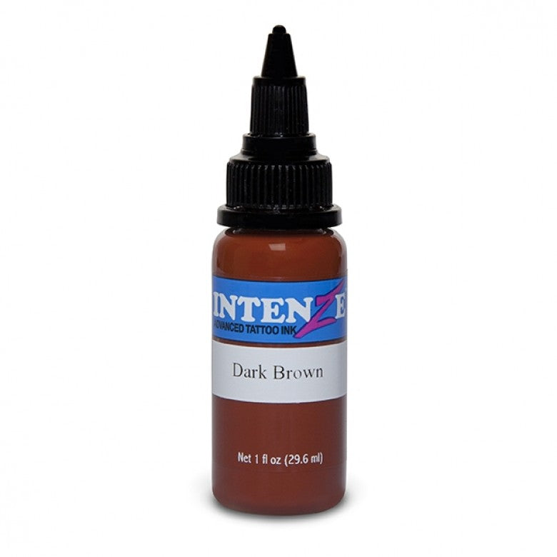 Intenze Ink Basic Dark Brown 30ml (1oz)