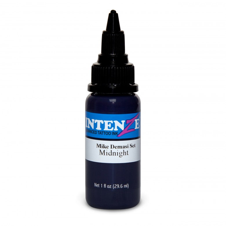 Intenze Ink Mike DeMasi Midnight Portrait 30ml (1oz)