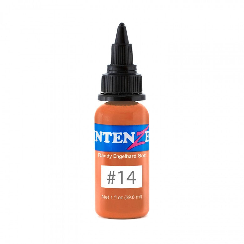 Intenze Ink Randy Engelhard Tattoo by Number #14 30ml (1oz)