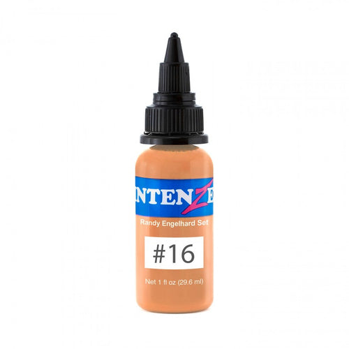Intenze Ink Randy Engelhard Tattoo by Number #16 30ml (1oz) - Ink Stop Consumables