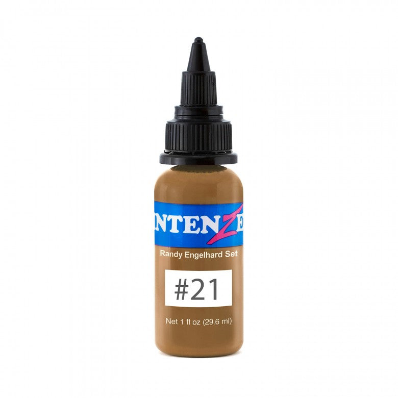 Intenze Ink Randy Engelhard Tattoo by Number #21 30ml (1oz)