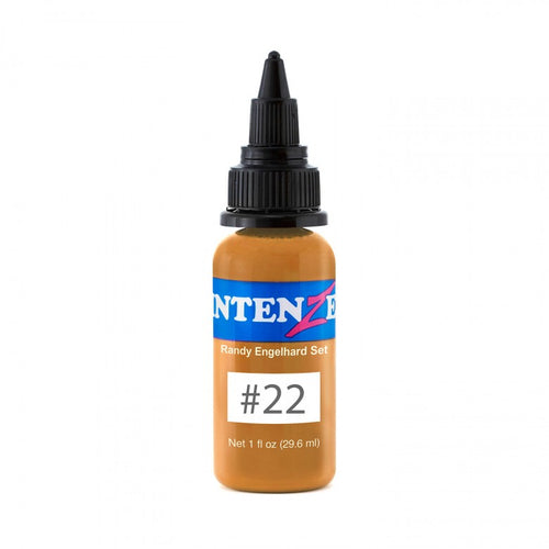 Intenze Ink Randy Engelhard Tattoo by Number #22 30ml (1oz) - Ink Stop Consumables