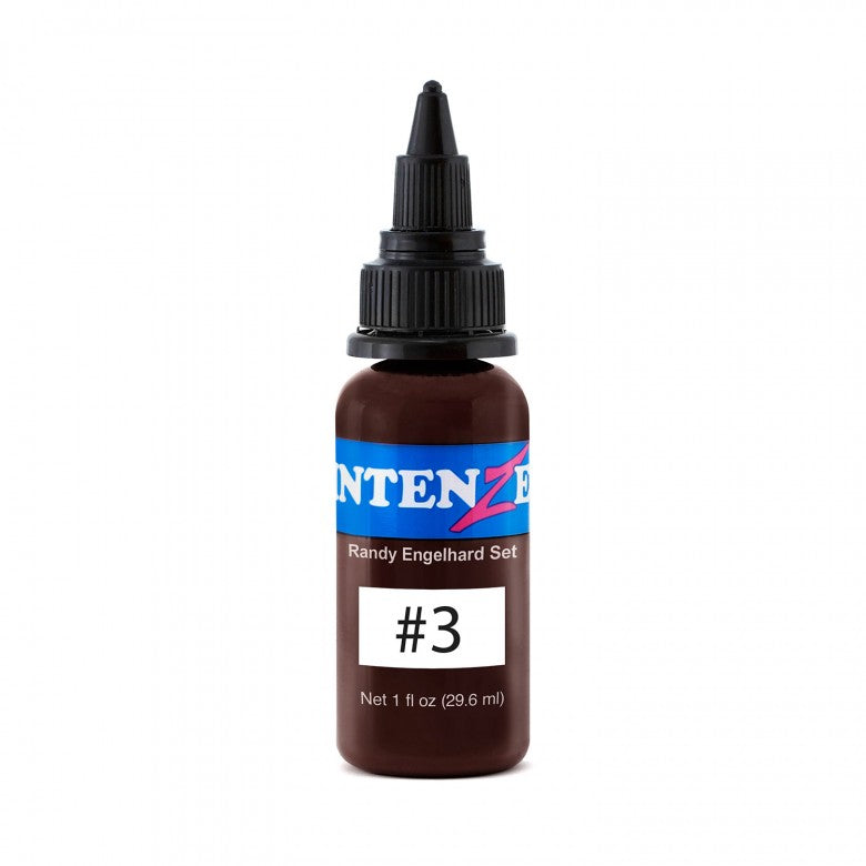 Intenze Ink Randy Engelhard Tattoo by Number #3 30ml (1oz)