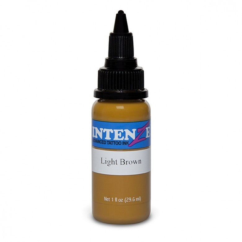 Intenze Ink Basic Light Brown 30ml (1oz)