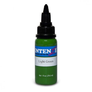Intenze Ink Basic Light Green 30ml (1oz)