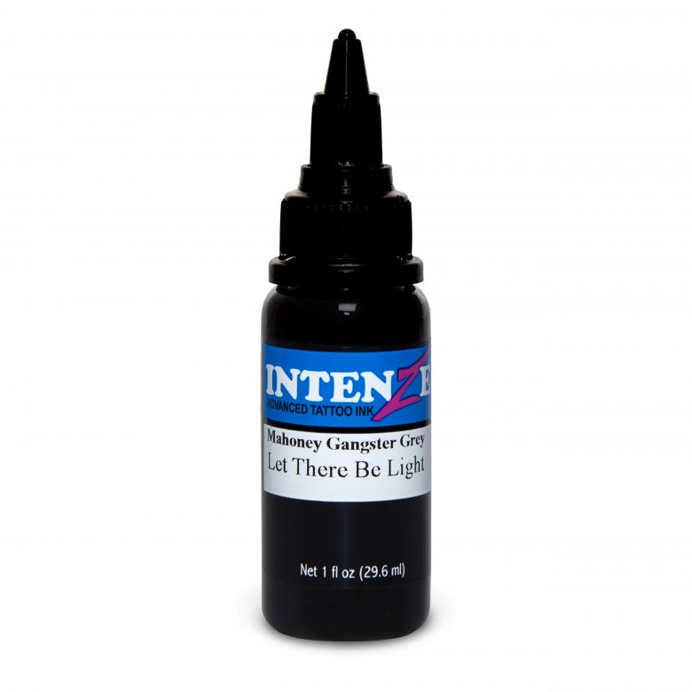 Intenze Ink Mark Mahoney Gangster Grey Let There Be Light 30ml (1oz)