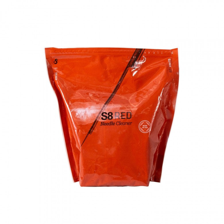 S8 Red Needle Cleaner (50 sachets)