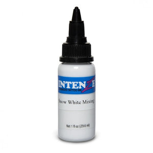 Intenze Ink Basic Snow White Mixing 30ml (1oz)