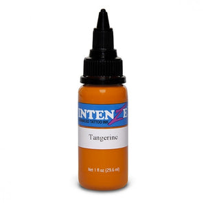 Intenze Ink New Original Tangerine 30ml (1oz) - Ink Stop Consumables