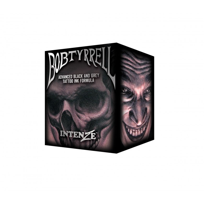 Complete Set of 6 Intenze Ink Bob Tyrrell Colours 30ml (1oz)