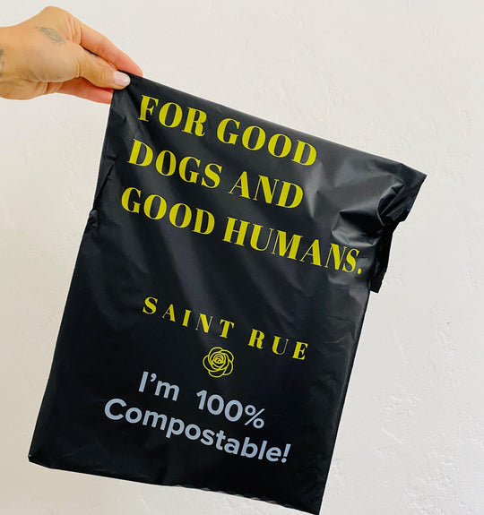 Saint Rue: For good dogs and good humans